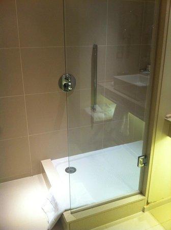 St. Pancras Renaissance Hotel London: Simplistic Bathroom