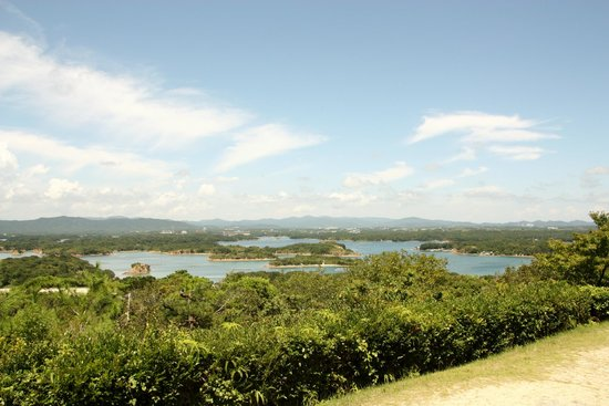 "Hotel Kintetsu Aquavilla Ise Shima: Viewpoint from ""forrest path walk"""
