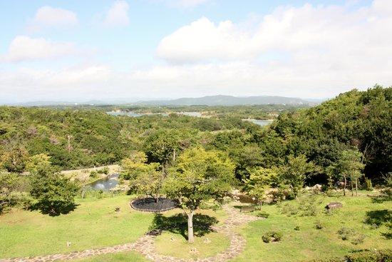 Hotel Kintetsu Aquavilla Ise Shima: The garden