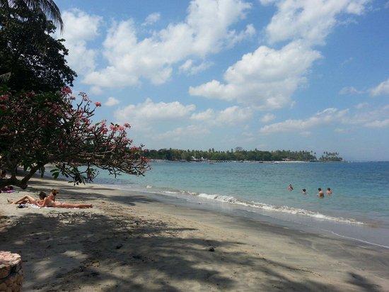 Sheraton Senggigi Beach Resort: Spiaggia
