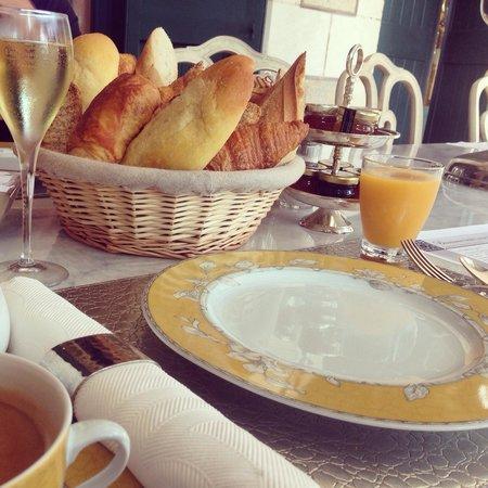 Le Beaumanoir : Breakfast