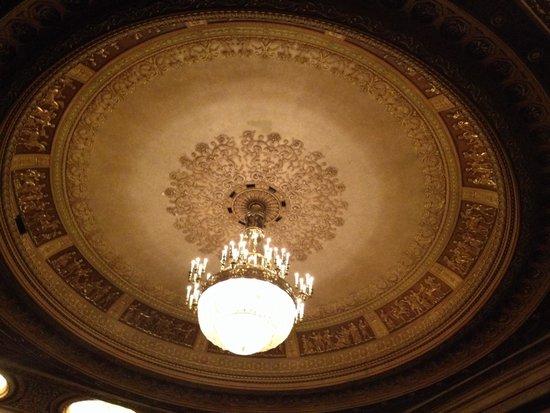 Dress Circle Picture Of The Regent Theatre Melbourne