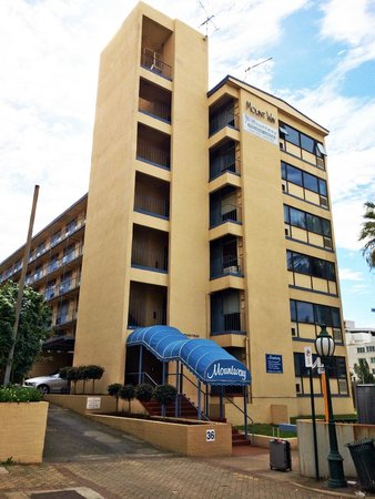 Mountway Holiday Apartments : Mountway Apartments