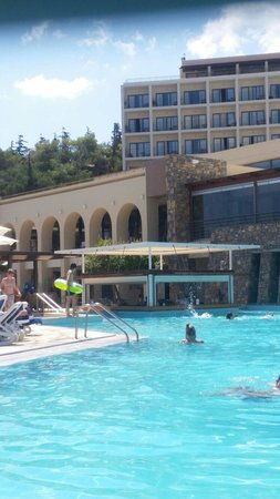 Mirabello Beach & Village Hotel : Main pool