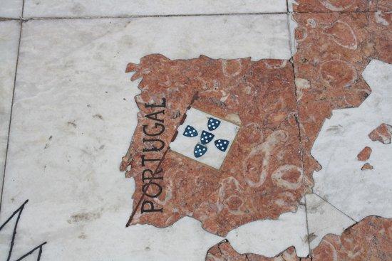 Padrao dos Descobrimentos: portugal