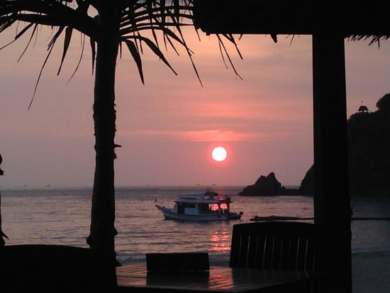 Pimalai Resort and Spa: Sunset