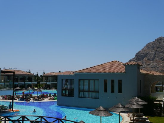 Holiday Village Rhodes: Deluxe Family Room