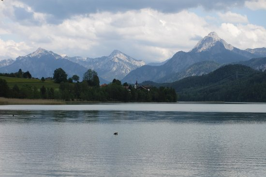 Pension Carina: Weissensee