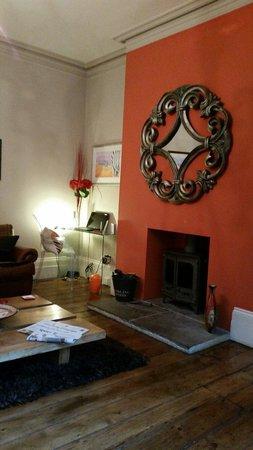 The Bijou: Beautiful lounge