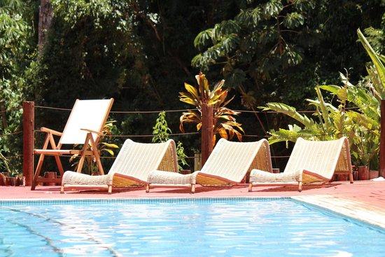 La Cantera Jungle Lodge: Pool