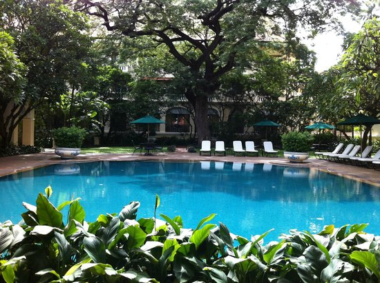 Raffles Hotel Le Royal: Piscine
