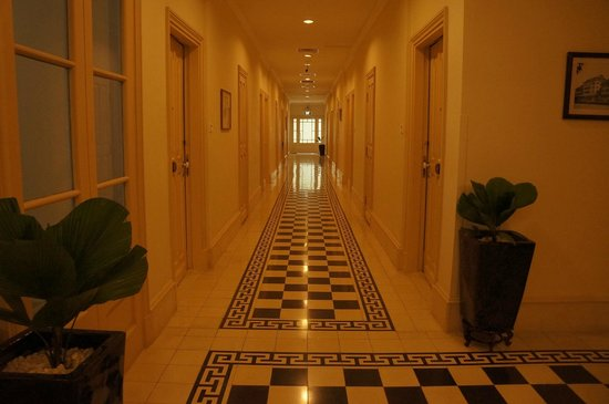 Raffles Hotel Le Royal: Couloir