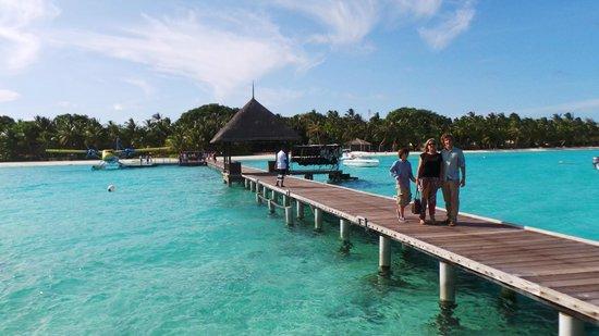 Club Med Kani : Entrance