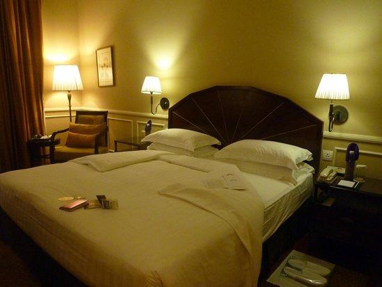 Raffles Hotel Le Royal : Chambre