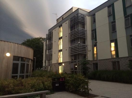 University of Kent - Keynes College