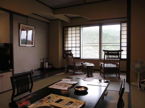 Kishigon Ryokan: 宿泊した部屋