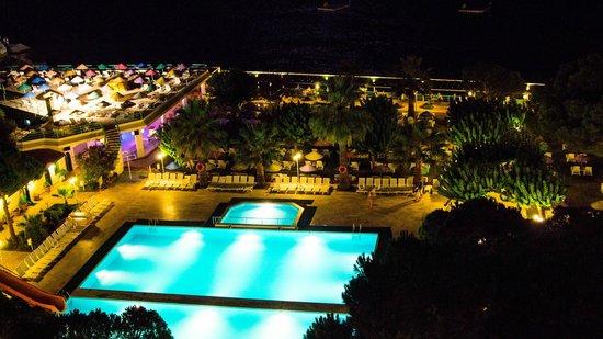Grand Efe Hotel: 2014 год, Отель немного отличается от того что мы видели до этого в лучшую сторону