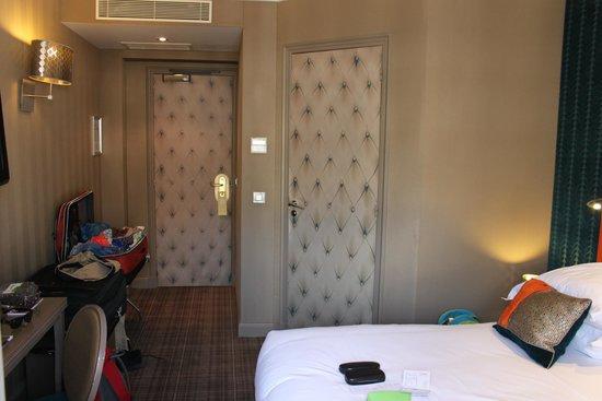 Hotel Edouard 7: Room