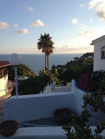 Park Hotel & Terme Romantica : Panorama dall'Hotel
