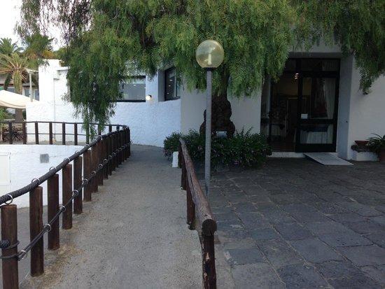 Park Hotel & Terme Romantica: Zona colazione
