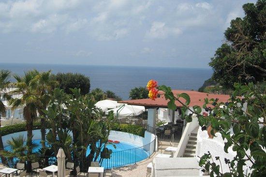 Park Hotel & Terme Romantica : Panorama Hotel
