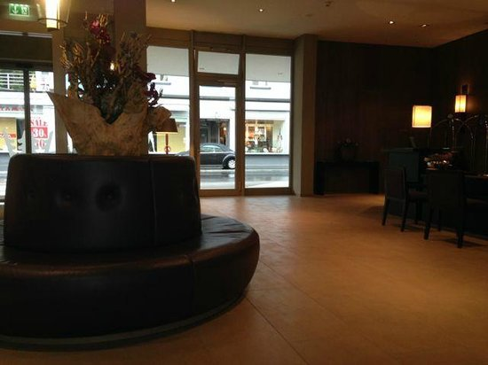 Morosani Schweizerhof Davos: Lobby of Morosani Hotel, Davos