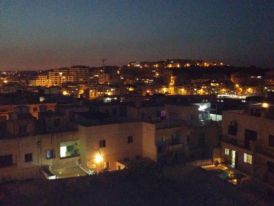 Cerviola Hotel : Vista del tramonto dalla terrazza del Cerviola