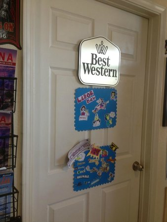 Best Western Colorado River Inn: Lobby