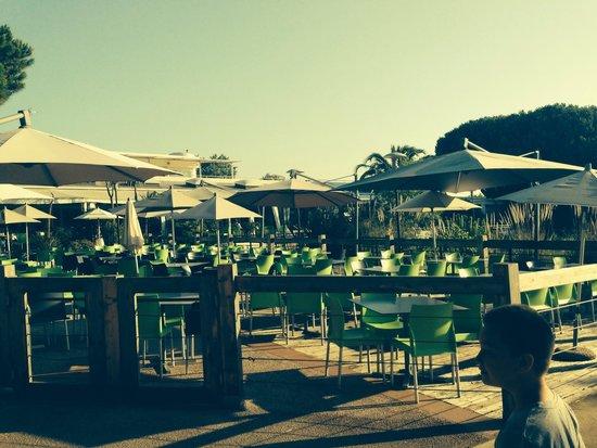 Belambra Clubs - Presqu'ile du Ponant: Restaurant