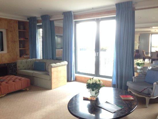 Le Richemond, Geneva Dorchester Collection : Presidential suite