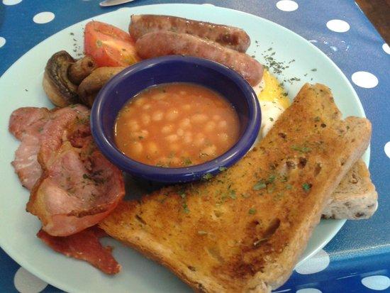 City Cafe: Breakfast