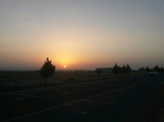 Kandovan: Sunset in Azarshahr