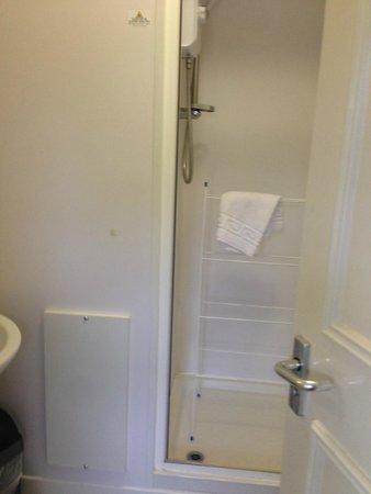Butlin's Minehead Resort: Non working shower room