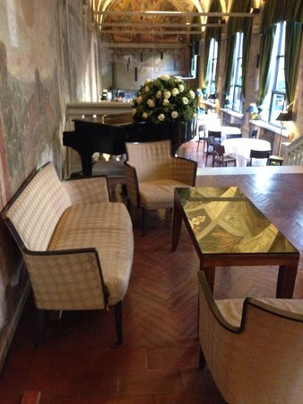 Hotel Columbus: Sala da colazione #2