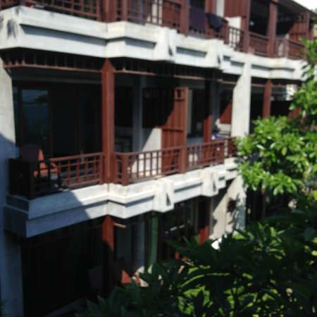 The Kala Samui : Picture of room from the outside