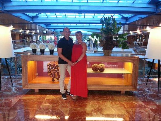 Aqua Hotel Onabrava & Spa: Que gran hotel