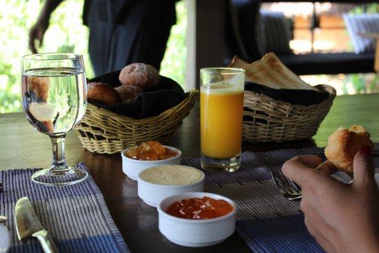 Jetwing Kurulubedda: Breakfast