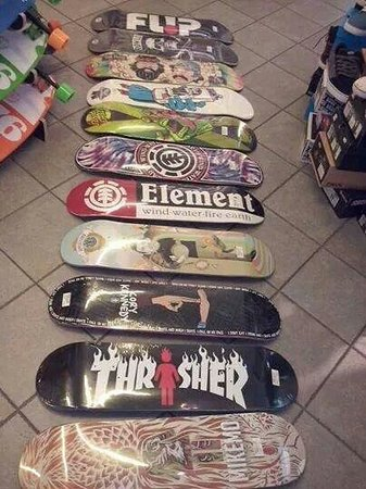 tavole skateboard vans