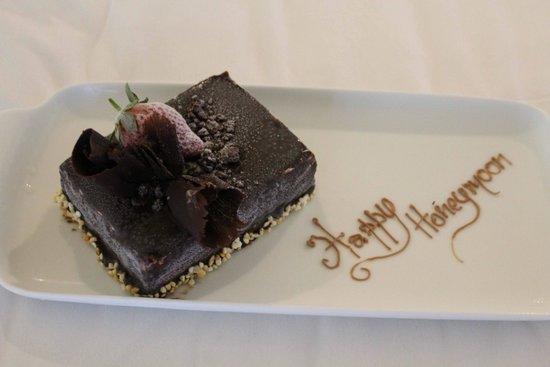 Jetwing Kurulubedda: Honeymoon cake
