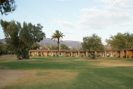 The Oasis at Death Valley (formerly Furnace Creek Resort): The rooms