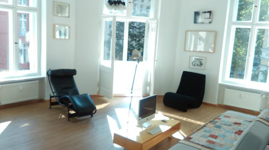 smartloft: The main room, first floor