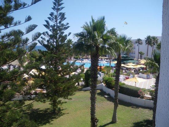 Hotel Club Tropicana & Spa: vue de la chambre