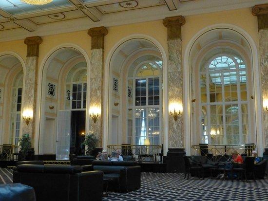 Adelphi Hotel & Spa: Lounge Area