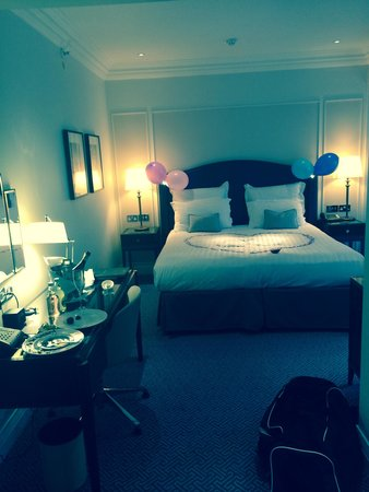 The Waldorf Hilton London: Wow! What a wonderful stay at the Waldorf
