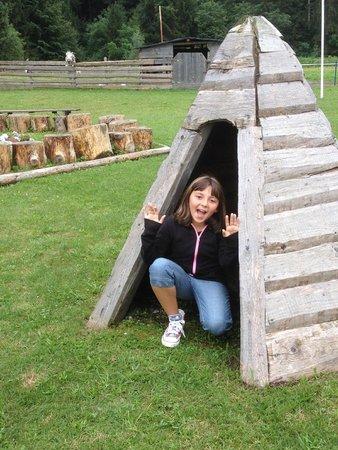Hotel Mittagskogel: spazi verdi per i bambini
