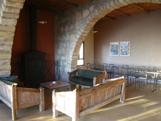 Dana Guesthouse : salle commune