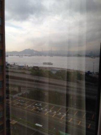 Island Pacific Hotel: 海が見えました