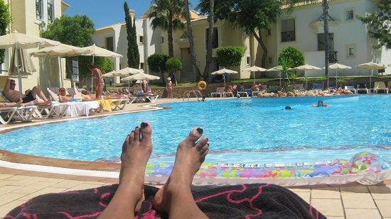 Adriana Beach Club Hotel Resort : small pool
