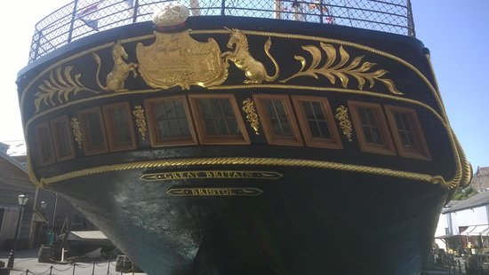 Brunel's ss Great Britain: Brilliant