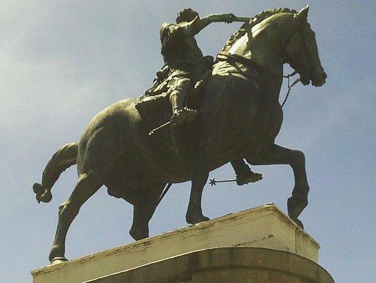 Monumento a Gattamelata : Statua del Gattamelata